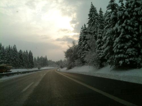 schneeeinbruch