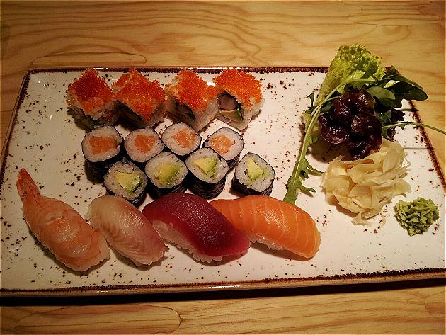 Sushi in Kempten
