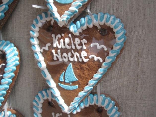 »I loveKieler Woche«