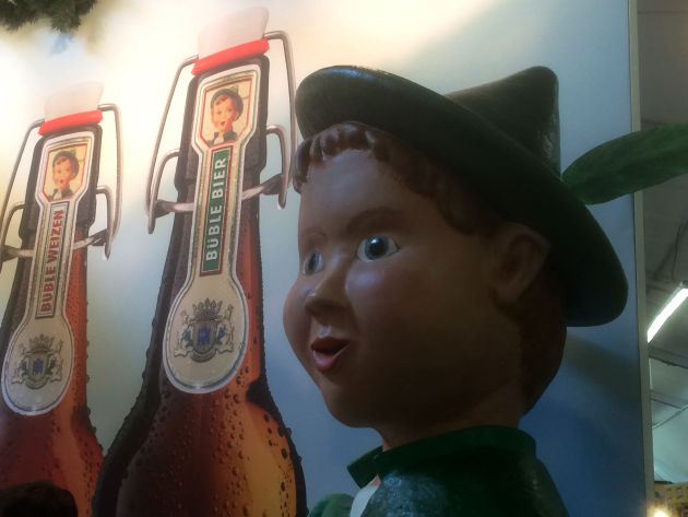 Natürlich sind auch die Allgäuer Brauereien auf der Festwoche vertreten.