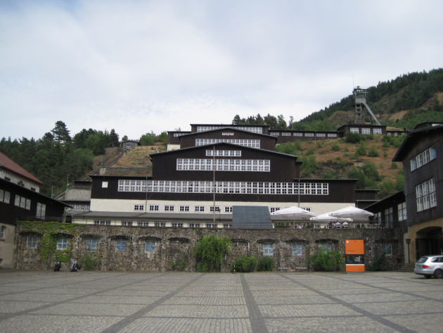 Der Besuch der Weltkulturerbes Rammelsberg steht noch für einen späteren Besuch auf meiner to-do-Liste.