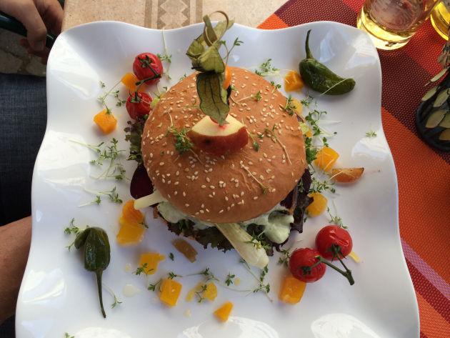 Unglaublich leckaaaaaa: Wildburger