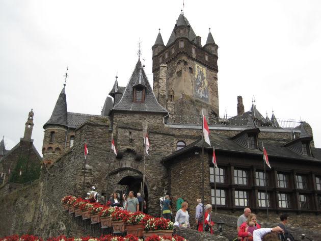 Burg in Cochem