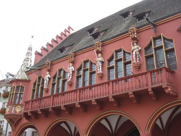 Gebäude in Freiburg?