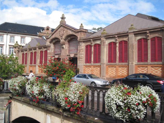 Markthalle von Colmar