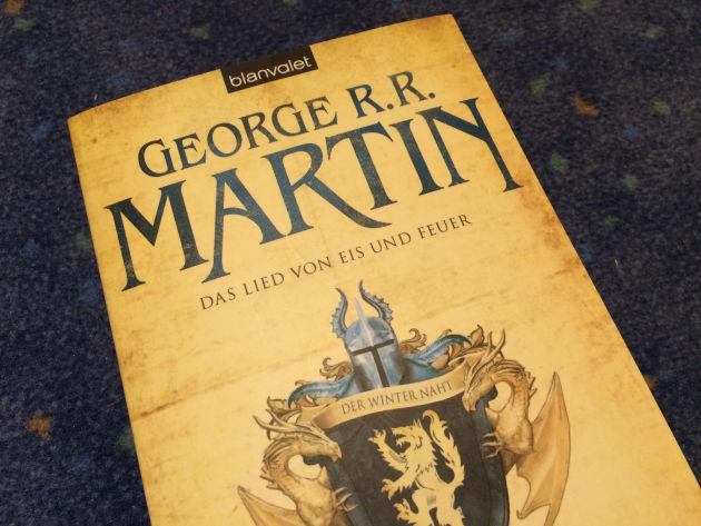 Klare Leseempfehlung: »Die Herren von Winterfell«