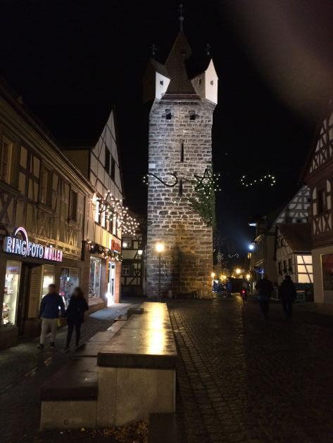 Kleine, feine Altstadt von Herzogenaurach