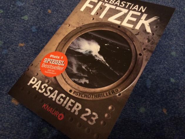 Ein spannender und packender Thriller: Passagier 23