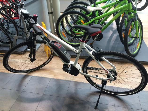 Dieses tolle KTM-E-Bike stand in der engeren Auswahl