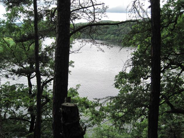 Die E-Bike-Tour rund um den Edersee bietet tolle Ausblicke auf den See.