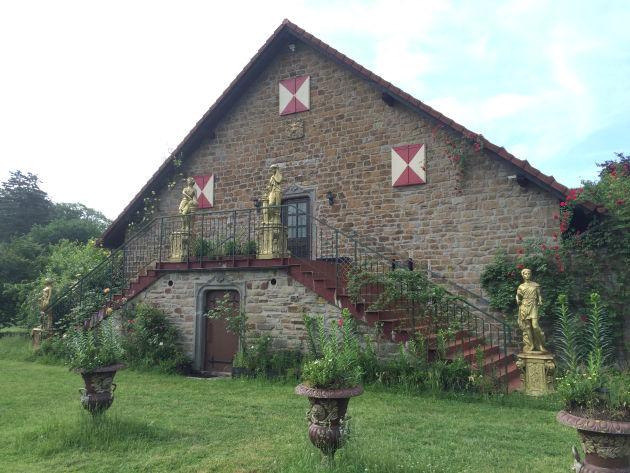 Rittergut Haus Laer - eine außergewöhnliche Unterkunft