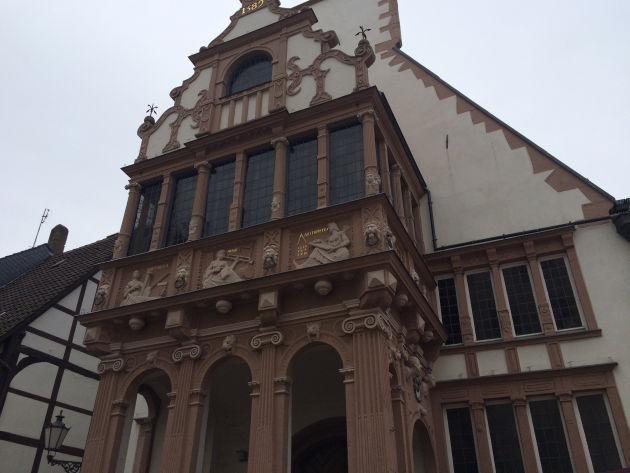 Rathaus von Lemgo