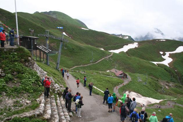 17. Internationaler Nebelhorn-Berglauf: Respekt!!!