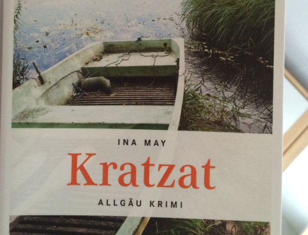 Der neue Allgäu-Krimi »Kratzat« von Ina May