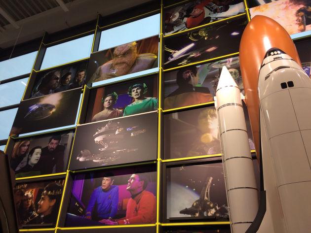 Auf die Star Trek-Ausstellung im Dornier-Museum in Friedrichshafen hatten wir uns sehr gefreut