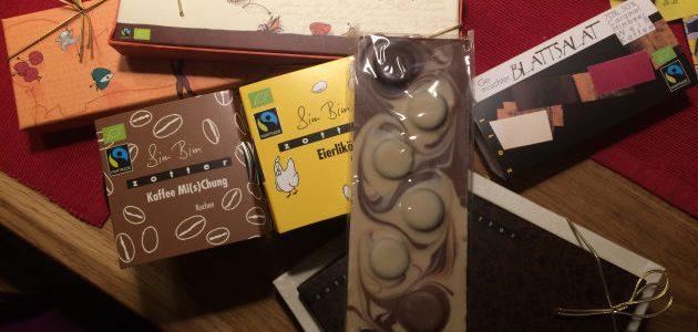 mupfel_163 – Autounfall und Hermes bringt #zotter Schokolade