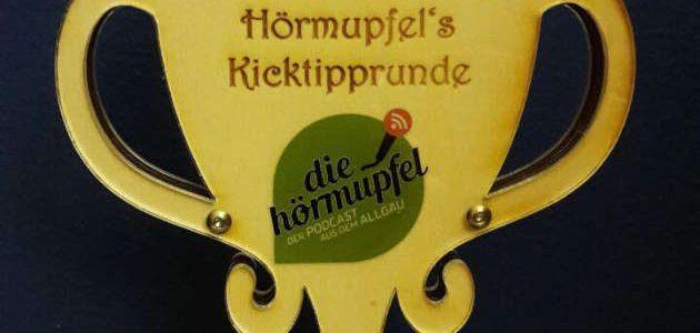 Kicktipp: Es ist wieder »Bundesliga« #mupfelKT