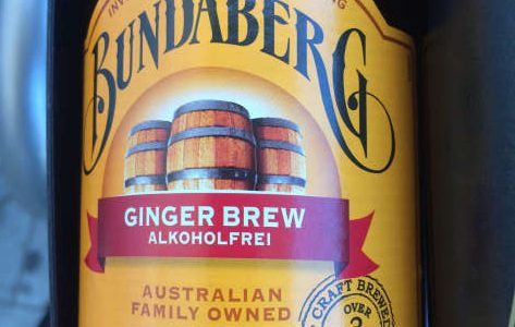 mupfel_187 – #Shopping und #Bundaberg Ginger Brew