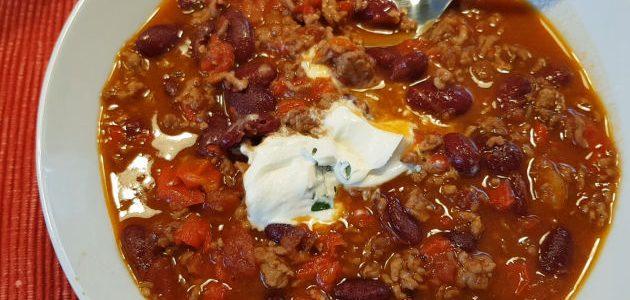 Autocook Pro**: Chili con Carne