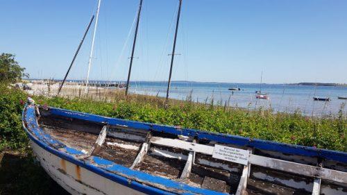 Bild: Blick über die Hohwachter Bucht