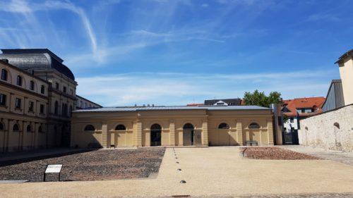 Bild: Landesarchiv Thüringen - ehemalige Gestapo-Zentrale, heute Museum