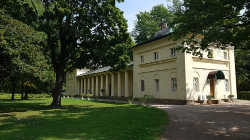 Bild Schloss in Lübbenau