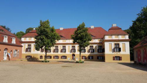 Bild Schloss Caputh