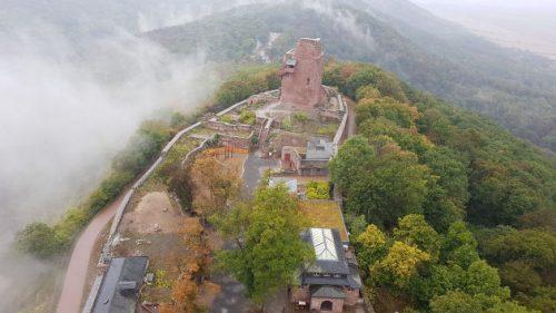 Bild Der Blick vom Kyffhäuser-Denkmal lohnt sich.