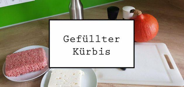 Kochen: Gefüllter Kürbis