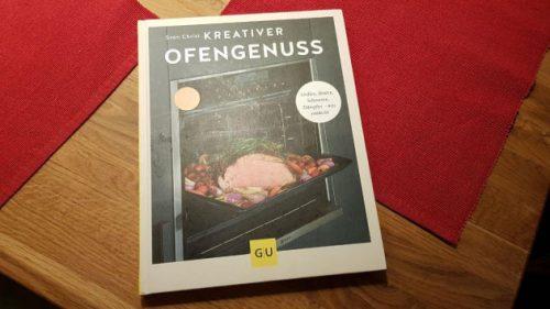 Bild des ersten Kochbuches für Dampfbacköfen