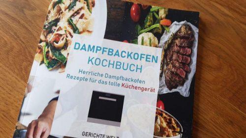 Bild des Kochbuchs, das ich geschenkt bekommen habe und aus dem das genannte Rezept stammt.