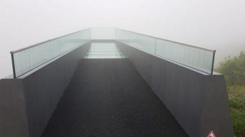 Der neue Skywalk in Sonnenberg
