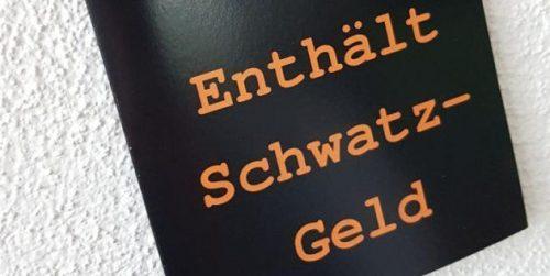 Schwatzgeld-Karte