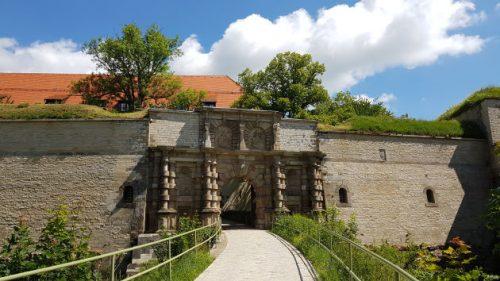 Die »Wülzburg« bei Weißenburg