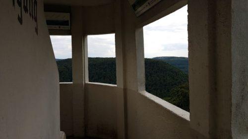 Galerie auf dem Turm