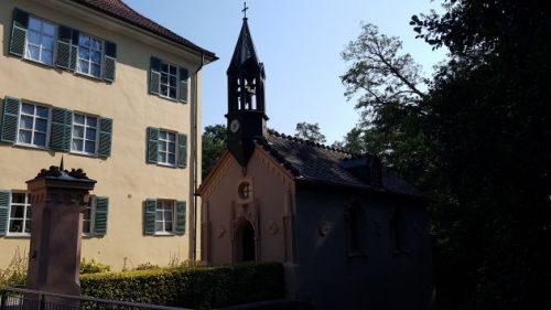 Kleine Kapelle am Schloss