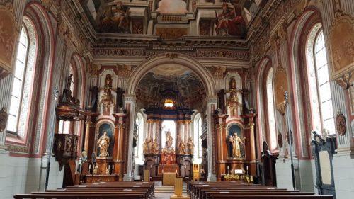 St.-Mauritius-Kirche in Wiesentheid