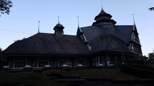 Kurhaus von Münster am Stein