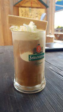 0,4 Liter Eiskaffee