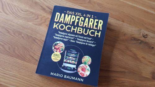 Danke an den lieben Hörer, der mir dieses schöne Kochbuch geschenkt hat.