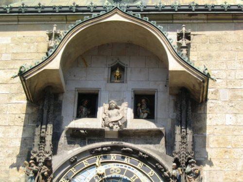 Glockenspiel in Prag