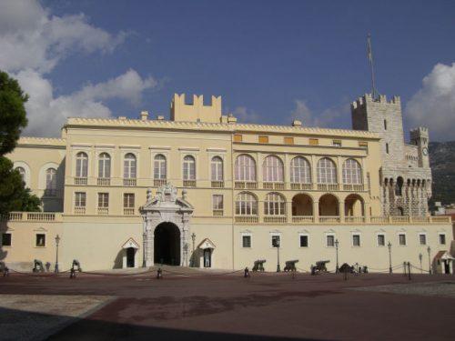 Prinzenpalais in Monaco