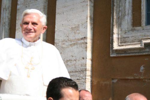 Papst Benedikt aka Joseph Ratzinger