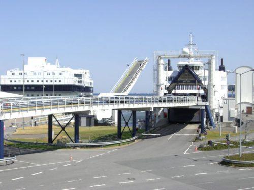 Fähre von Fehmarn nach Dänemark