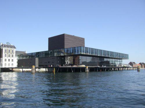 Auf der Hafenrundfahrt in Kopenhagen