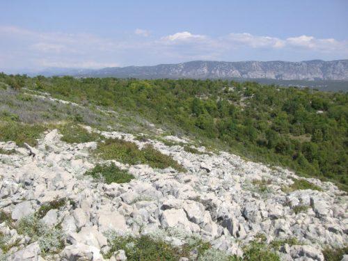 Bild über die Insel Krk 2009