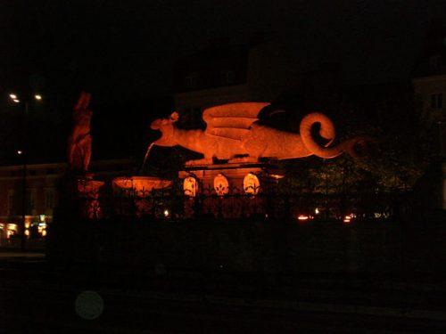 Der Lindwurm in Klagenfurt