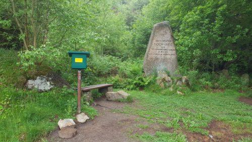 Oberförster-Koch-Denkmal (Stempelstelle 25)