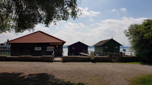 Fischerhütten am Ammersee