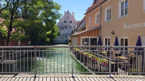 Mühlbach in Landsberg